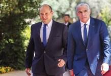 Israele verso un governo Lapid-Bennet senza Netanyahu