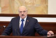 La paranoia di Lukashenko