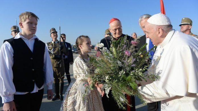 Il viaggio del Papa in Ungheria e Slovacchia
