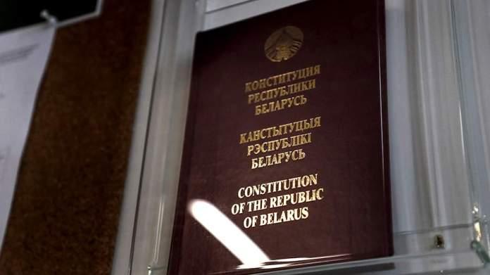 Lukashenko vuole cambiare la Costituzione