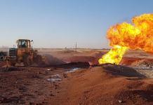 Stato Islamico attacca gasdotto in Siria