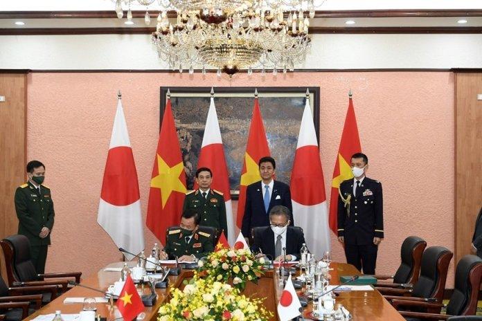 Vietnam e Giappone firmano accordo di cooperazione anti-cinese
