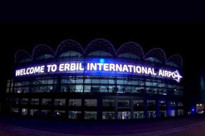 droni esplosivi contro aeroporto di Erbil in Iraq