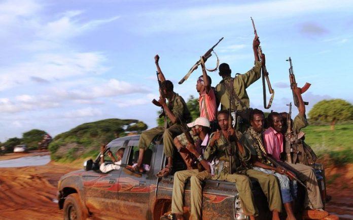 Al Shabaab all'attacco di Mogadiscio