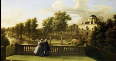 Viaggio attraverso i Giardini d'Europa. Da André Le Notre a Henry James