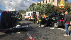 Incidente Stradale Catanzaro