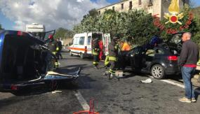 Incidente Stradale Catanzaro