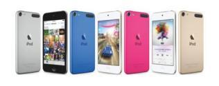Apple svela nuovi iPod Touch