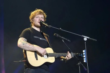 Ed Sheeran svela le date del nuovo tour europeo 2022