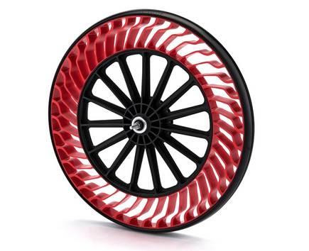 Bridgestone commercializzerà ruote per bici senza camera d'aria