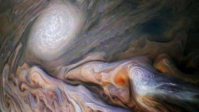 Sistema solare : i pianeti Atmosfera-di-Giove