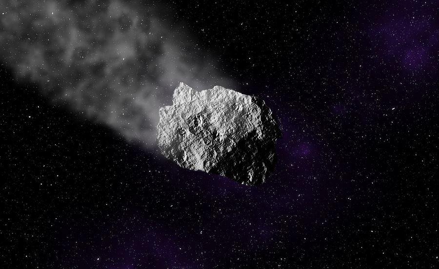 Astronomi individuano oggetto proveniente da spazio interstellare e bruciatosi nella nostra atmosfera