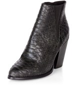 New Look ankle boots £27.99