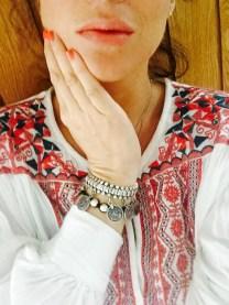 Coin bracelet 3