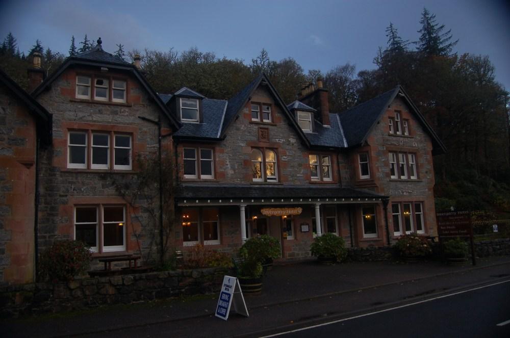 17.11.09 Eilean Donan Castle & Isle of Skye (6/6)