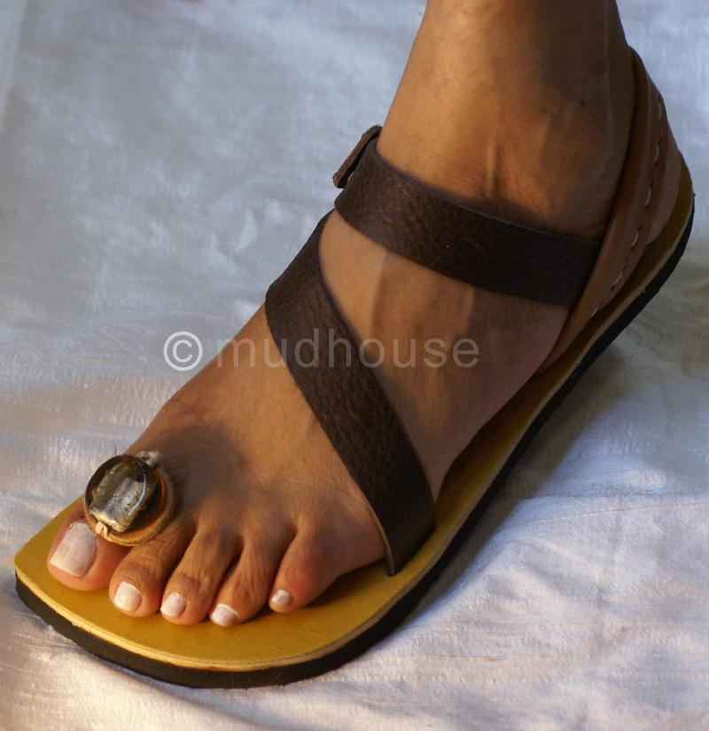 'I want…my very own hand crafted sandals'