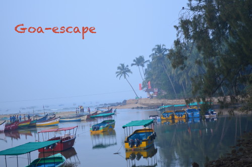 Goa-escape! The Goa Diary – Part I