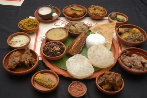 Bengali Vegetarian Food – The hidden treasures!
