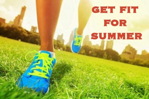 Fitness Friday – Get ready for summer: Week 1