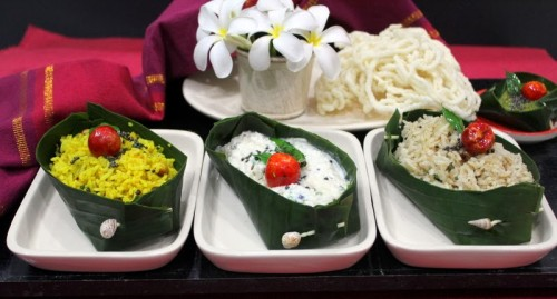 It's 'Rice' Time : Andhra special