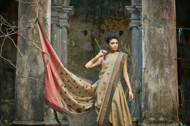Bhagalpuri silk cotton sarees