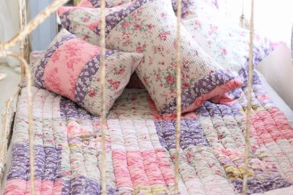 Beautiful quilts from Udaipur via