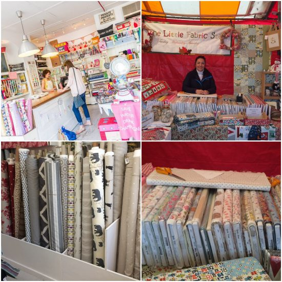 Fabrics –  Sew, Make, Buy