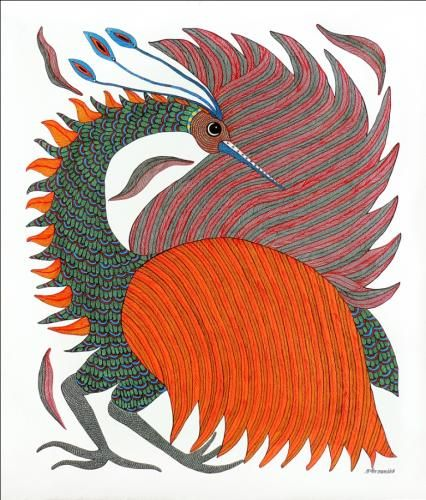 The Gond Art Form