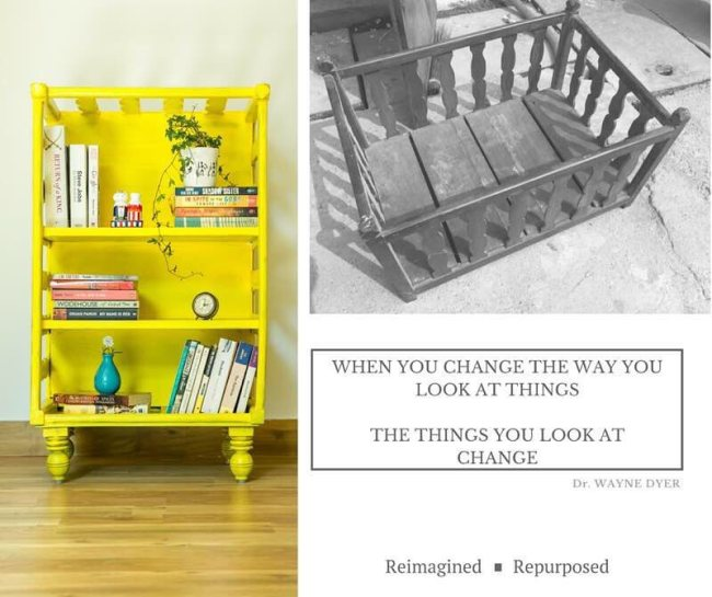 up-cycling, crib, recycle, furniture, design