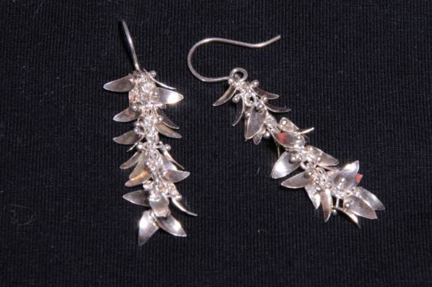 Timri-silver-earrings