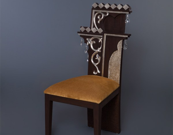 Haveli Chair - Zayin