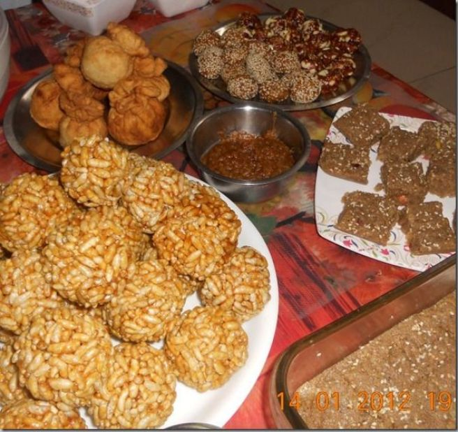 Sankranti food, the Nepali way via