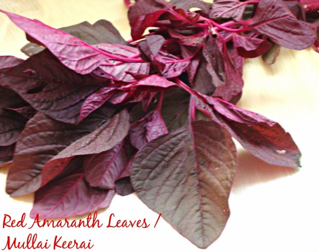 amaranth-red-leaves