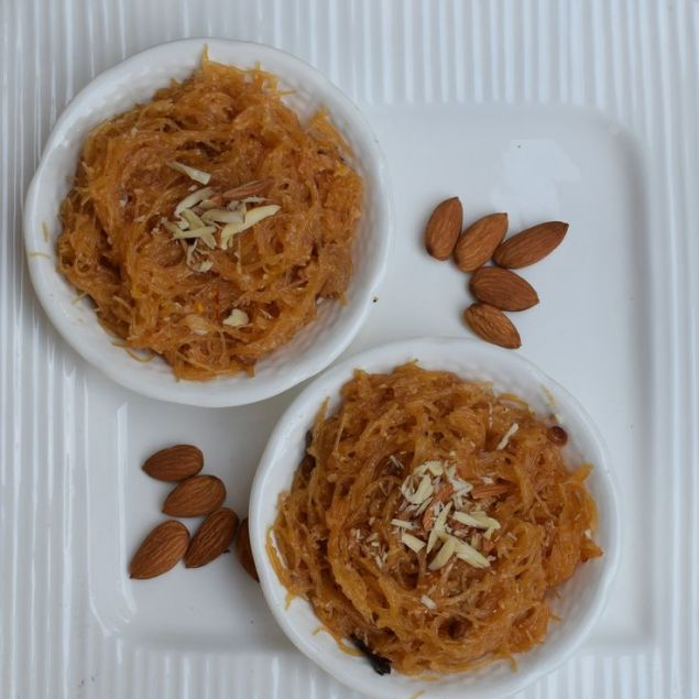 Sevai ka Zarda - for that sweet tooth via