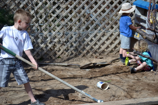 Why kids need to dig in the dirt