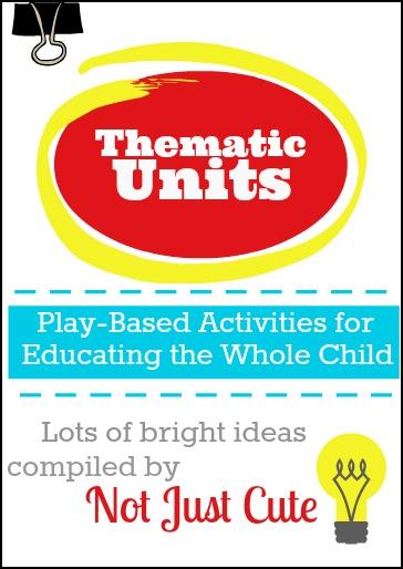 Thematic Unit Ideas!
