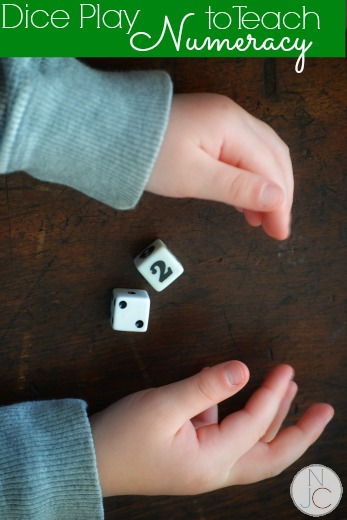 Dice Play for Numeracy