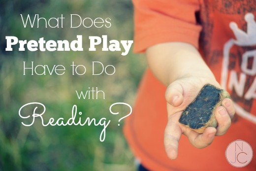 Pretend Play and Reading