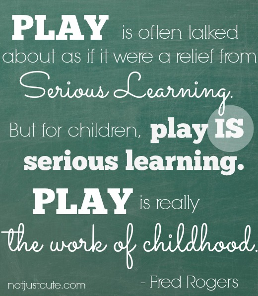 Why Play Pretend When Were Trying To Build Readers