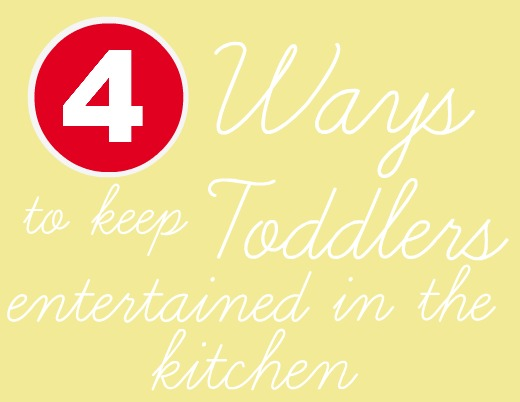 Toddlers in the Kitchen