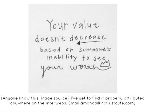 source value