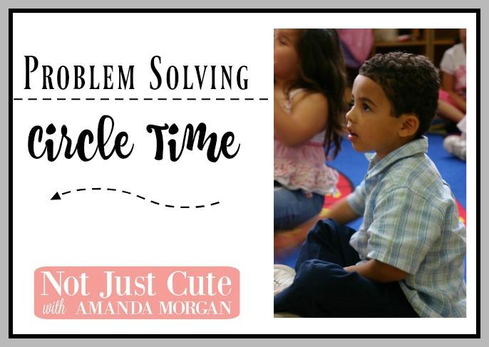 problem-solving-circle-time