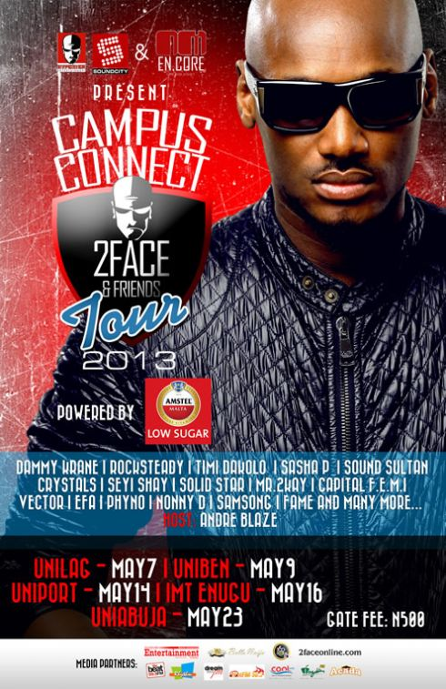 2face Campus Connect Tour