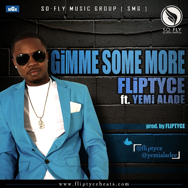 Fliptyce - Gimme Some More [Artwork]
