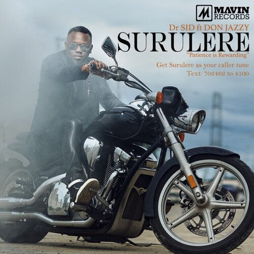Dr SID Don Jazzy Surulere Art