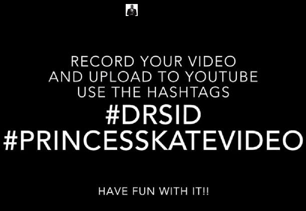 Dr SID PrincessKateVideo