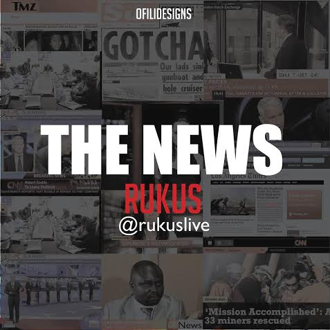 Rukus The News Art
