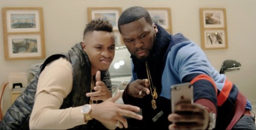 VIDEO: Rotimi ft. 50 Cent - LOTTO