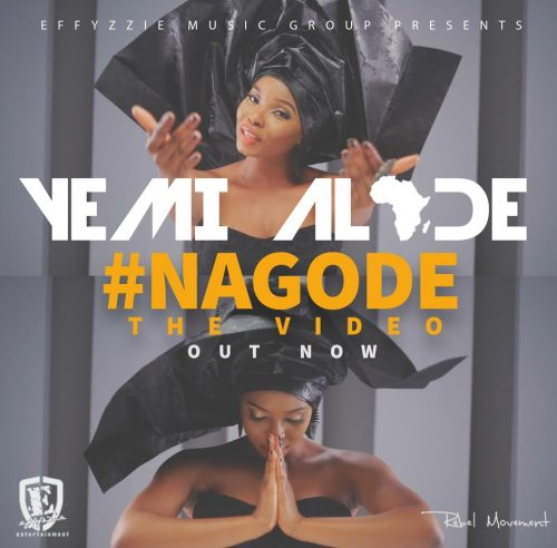 VIDEO: Yemi Alade ft. Selebobo - Na Gode