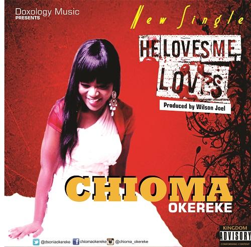 chioma okereke - He Loves me (2)